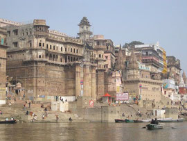 Udaipur Stadtpalast goldenes Dreieck