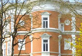 Bremer Haus mit Rundbau