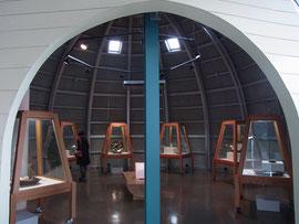 ドーム展示室