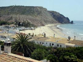 Unsere Unterkünfte sind im schönsten Teil der Algarve, für uns ist das die Gegend ab Lagos westwärts, die