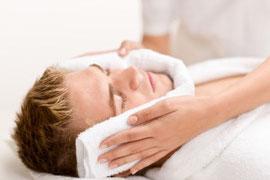 Männer Gesichtsbehandlung just relax Aichach