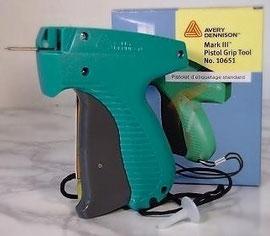 Pistolas Etiquetar MK II Mark III Dennison Ref. 10651