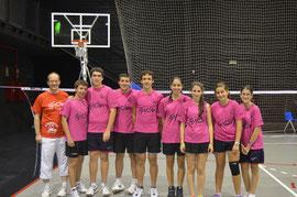 Badminton Pravia