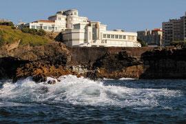 Musée de la Mer à Biarritz - Photo de Le Doaré