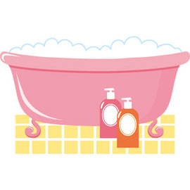 家のお風呂タイムの充実