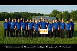 9.5.2008: Neue T-Shirts von Fa. Eder