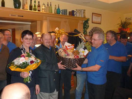 21.3.2009: 50er-Feier Wuchti und Trudi