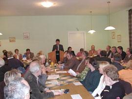 16.3.2007: Chorverbandstagung der Region 3 - Innviertel