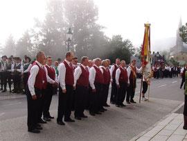 5.7.2009: Sängerfest Vichtenstein, 60-J.-Feier