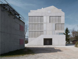 Staufer & Hasler Architekten - Brand-Übungsgebäude Zürich