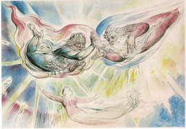William Blake - Das Paradies