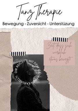 Tanztherapie und Bewegungstherapie Angebote in Hamburg von Tanja Michaelis