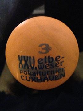 Elbe-Weser-Pokalturnier-Jubiläumsball