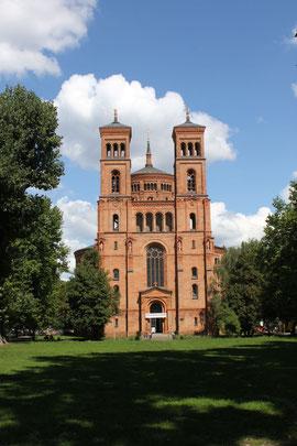 Die herrliche St.Thomas-Kirche