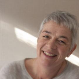 Andrea Theimer, Portrait sympatisch lachend