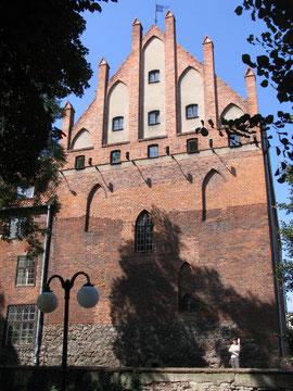 Rastenburg  Главный флигель 2009
