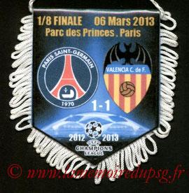 Fanion  PSG-Valence  2012-13