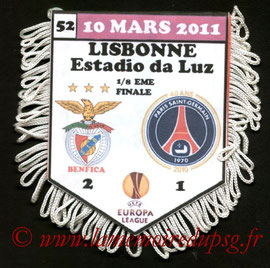 Fanion  Benfica-PSG  2010-11