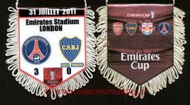 Fanion  PSG-Lorient  2011-12