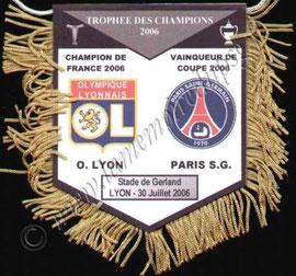 2006-07-30  Lyon-PSG (Trophée des champions, Collection Jacques)