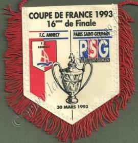 1993-03-30  Annecy-PSG (16ème Finale CF)