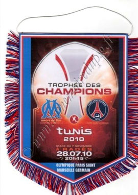 2010-07-28  PSG-Marseille (Trophée des champions à Rades, moyen format)