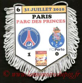 Fanion  PSG-FC Porto  2010-11