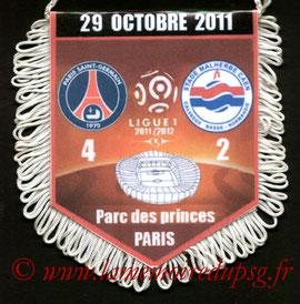 Fanion  PSG-Caen  2011-12
