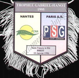 1996-01-03  Nantes-PSG (Trophée des champions,Collection Jacques)