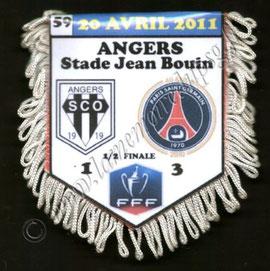 N°59 - Angers-PSG
