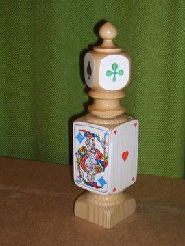 Jasskarten Pfeffermühle ca. 23 cm.  Auch grösser erhältlich