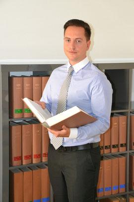 Rechtsanwalt Kevin Schossig
