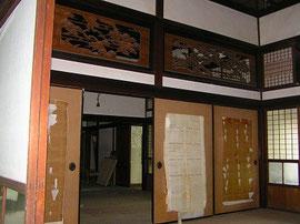 建物調査 和室10帖 (2)