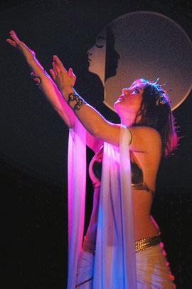 Bauchtänzerin Leela Tanztheater