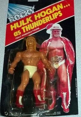 Hulk Hogan => Thunderlips