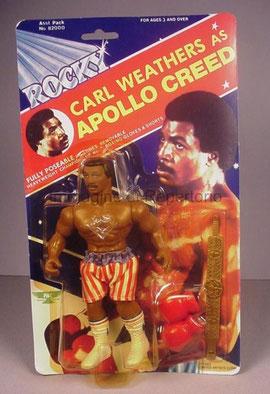 Carl Weathers => Apollo Creed