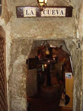 Restaurante Mesón La Cueva de Tariego de Cerrato (Palencia)