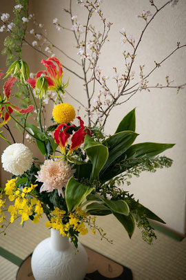 京都・四条烏丸のマンションにある和モダンな漢方アロマが香る静かなプライベートサロン