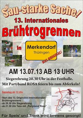 13.07.2013 13. Brühtrogrennen