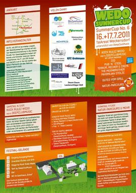 WEDO Summercup 16. bis 17.07.2011