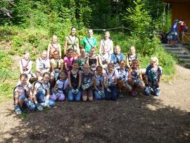 Getu-Ausflug im Adventure Park Neuhausen