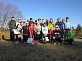 2012年12月9日コレパゴルフアカデミー オープンコンペ