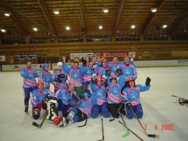Guggä-Iishockey 2005 / Sportlich, sportlich!