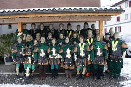 Fasnacht 2009 / Gwändli 2008 - 2009