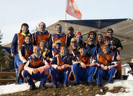 Fasnacht 2011 / Gwändli 2010 - 2012