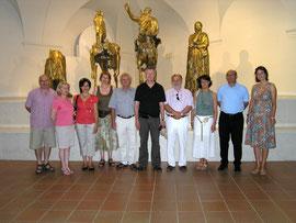 Besuch in Pergola 9.-12.07.2008