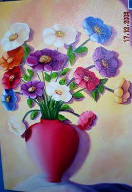 un bouquet plein de fraicheur
