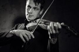 Violinist, Geiger, Violine, E-Violine, E-Geige