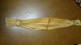 昔は 無農薬の藁を使用して納豆を作っていたのです。