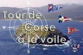Tour de Corse à la voile(cliquer sur la photo)